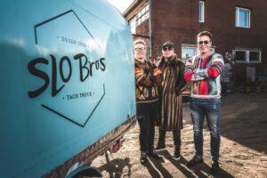 Read more about the article Kolme veljestä ja yhteinen unelma -siitä syntyi SLO Bros