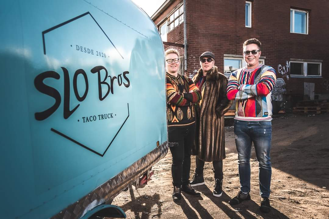 Kolme veljestä ja yhteinen unelma -siitä syntyi SLO Bros