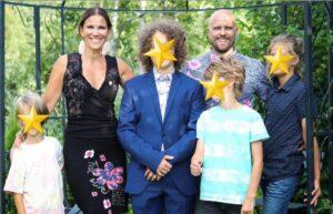 Read more about the article Esikoisen rippijuhlat!  Nyt on vetistelty oikein kunnolla