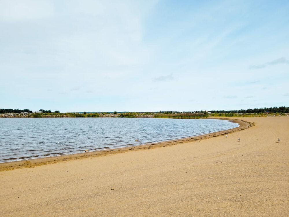 kokkolan ranta