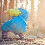 Lapsen päivittäinen liikkuminen voi koostua pienistä pätkistä.