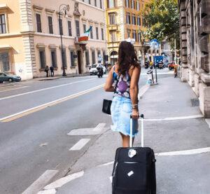 Read more about the article Italia korona-aikana (Napoli, Capri ja Rooma)